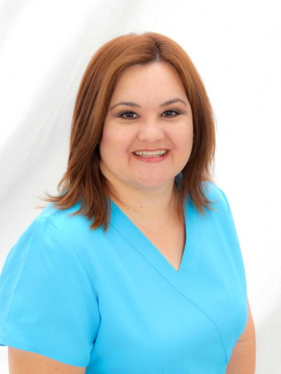 Blanca Medrano dental image mcallen tx staff